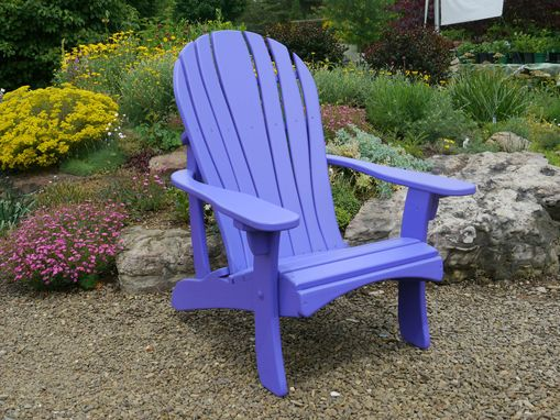 Custom Made Santa Fe Adirondack Chair