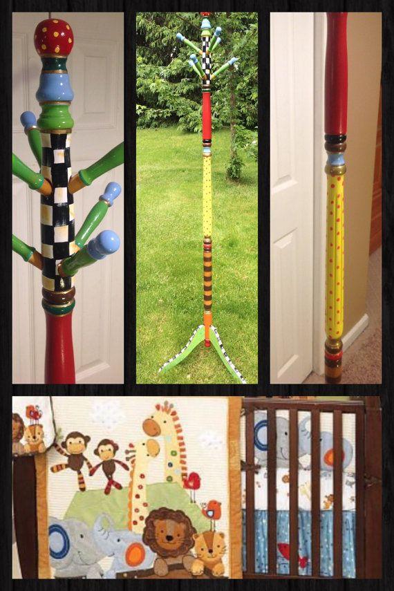 Buy A Handmade Whimsical Painted Furniture Custom Painted