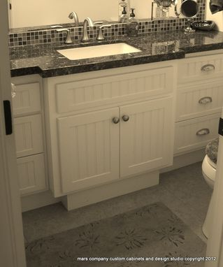 Custom Made Bath Room Vanities