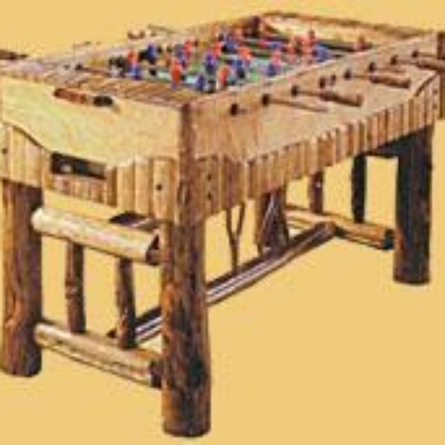 Custom Made Foosball Table By Drawknife Custom Billiard Tables - Custom foosball table