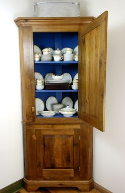 Custom Made Corner Cupboards