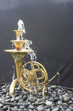 Custom Made French Horn - 2 Fountain Summer Sale