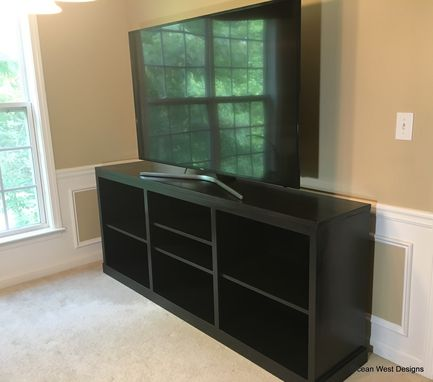 "Custom Made ""Springfield"" Media Center"