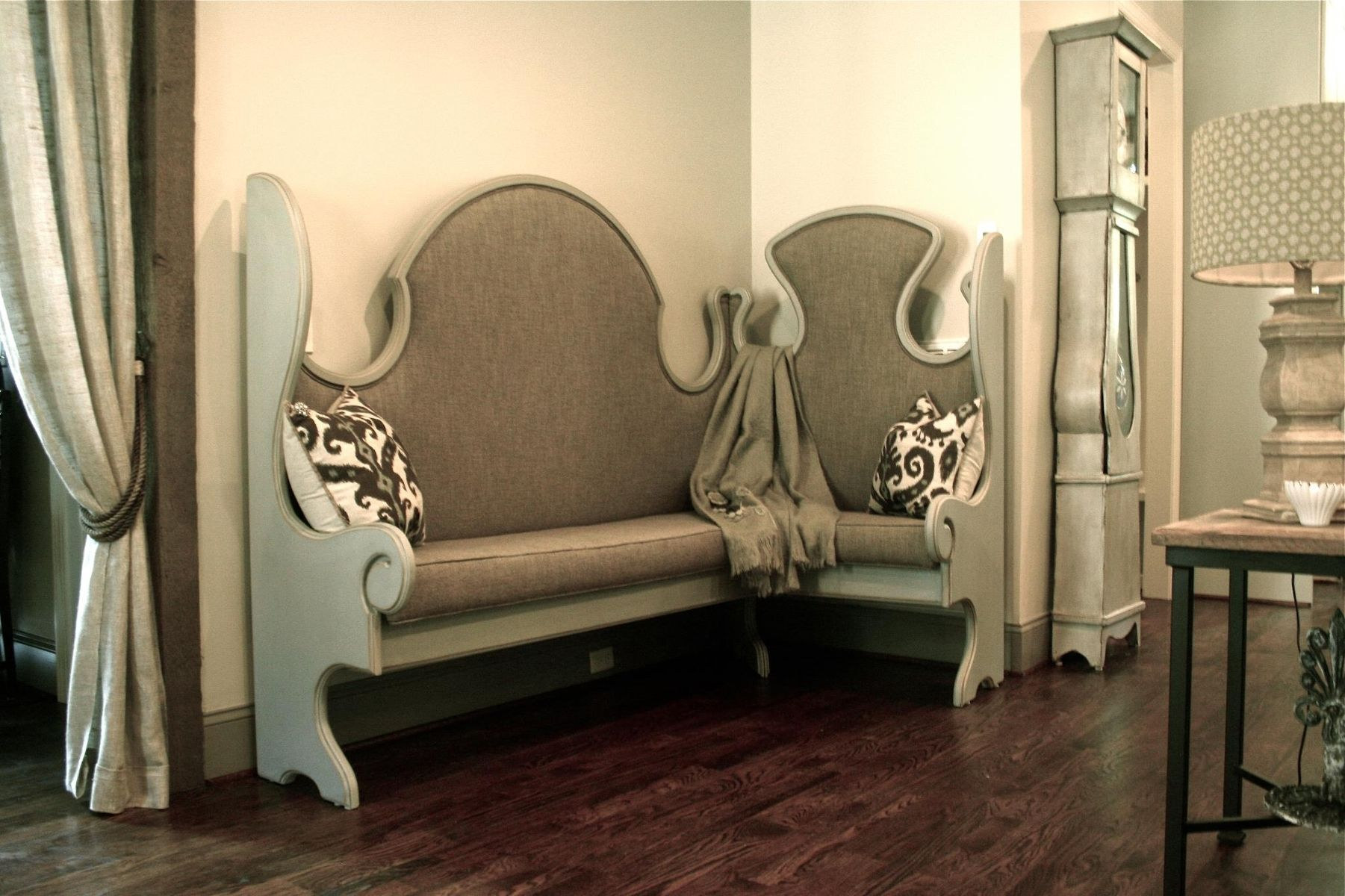 Custom Corner Banquette By Kidd Epps Art Shop Custommade Com