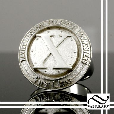 Custom Made Xavier's Class Ring
