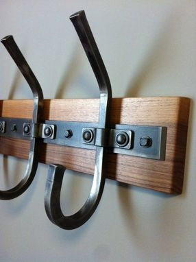 Custom Made Coat Rack