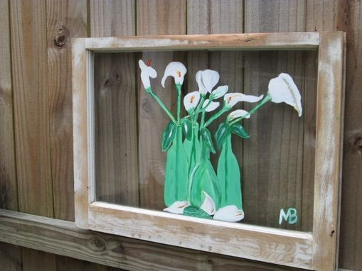 Custom Made Window Painting