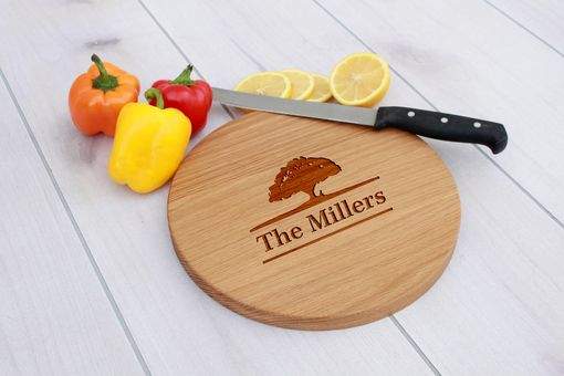 Custom Made Personalized Cutting Board, Engraved Cutting Board, Custom Wedding Gift – Cbr-Wo-Themillers