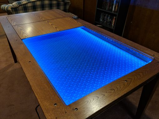 Custom Made Board Game Table