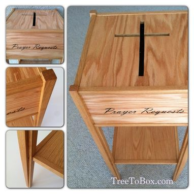 Custom Made Custom Tabernacles, And Prayer Boxes