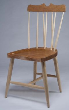 Custom Made Cathance River Side Chair