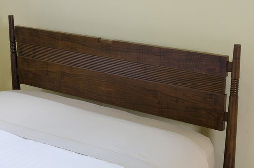 Custom Made Queen Size Bed
