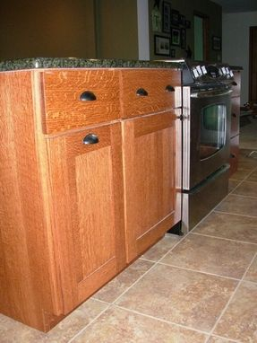 Custom Made Thompson Kitchen