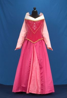 Custom Made Custom Sleeping Beauty (A) Adult Costume