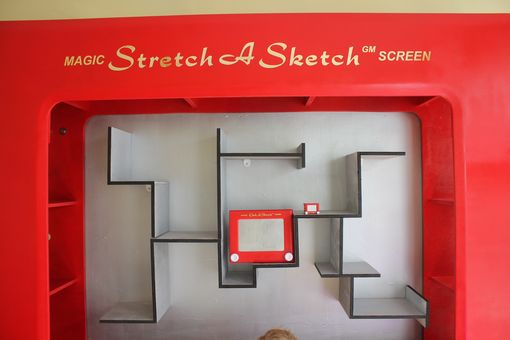 Custom Made Stretch A Sketch