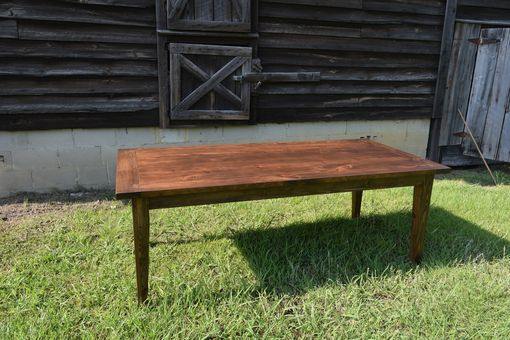 Custom Made Historic District Table