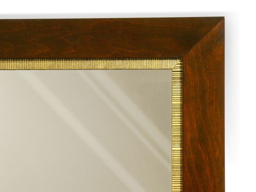 Custom Made Argentine Mirror, Rectangular