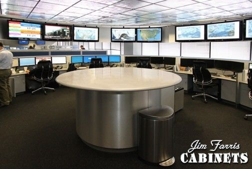 Custom Made Control Room