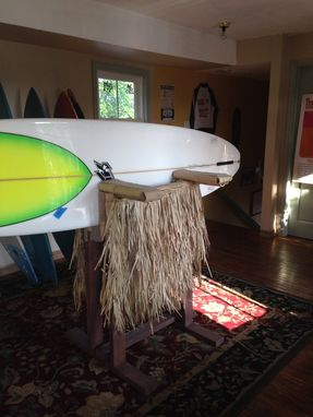 Custom Made Custom Surf Board Rack