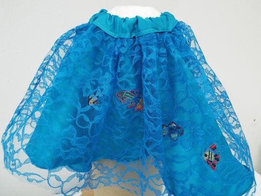 Custom Made Little Fishes Skirt