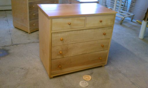 Custom Made 2 Over 3 Dresser