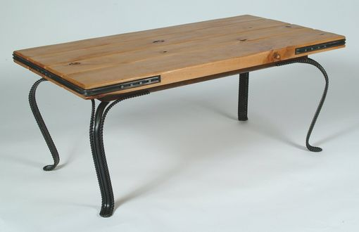 Custom Made Reata Coffee Table