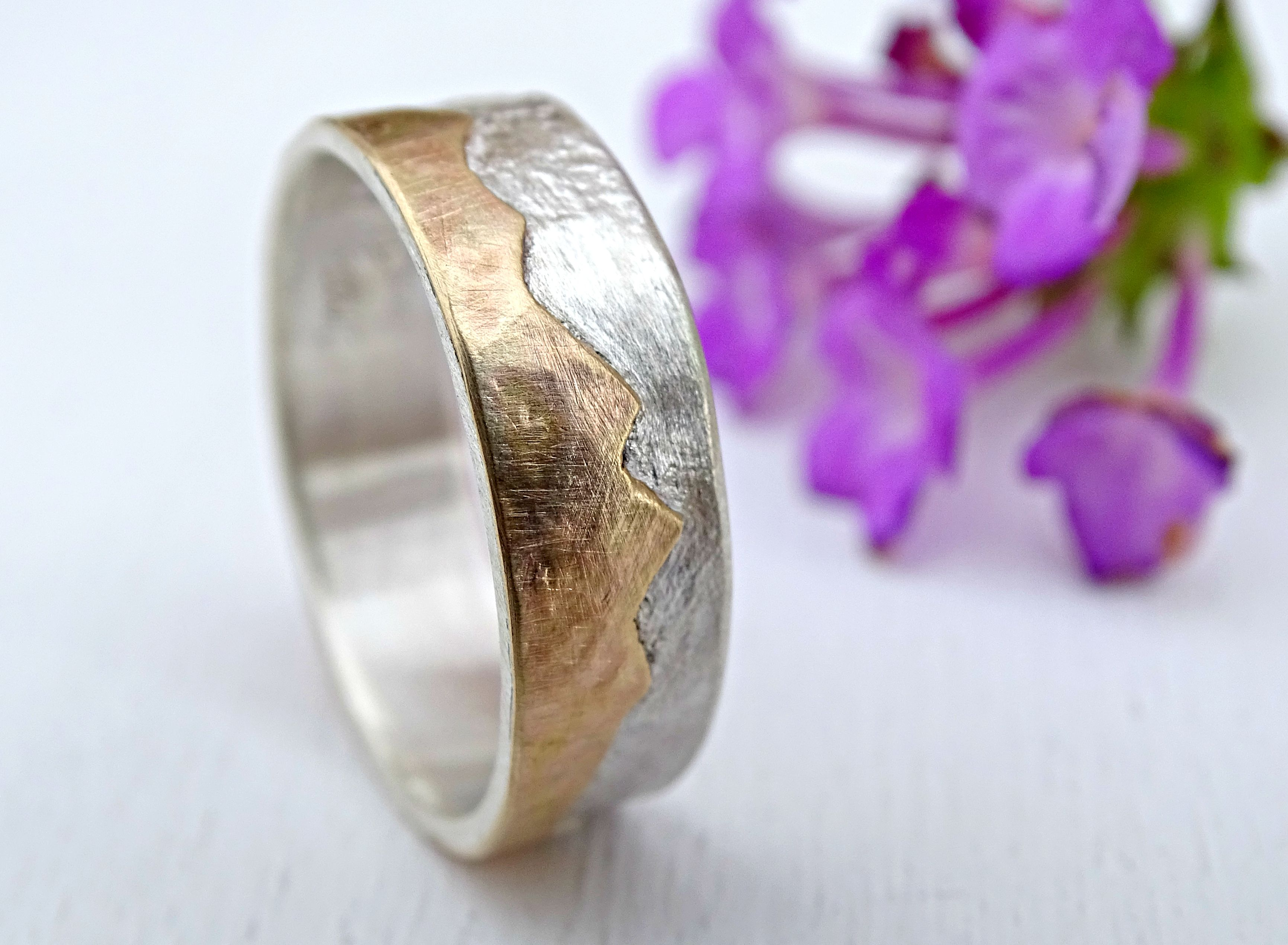 wedding plain in yellow img sets mixed with share i love rings am metal bands gold topic mismatched yours