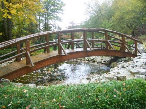 Custom Made Monet Bridge