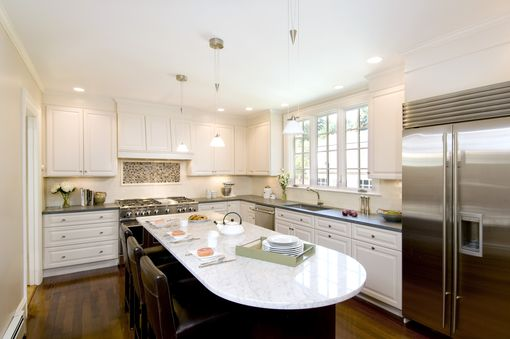 Custom Made Newton Ma Kitchen Remodeling By Feinmann Inc