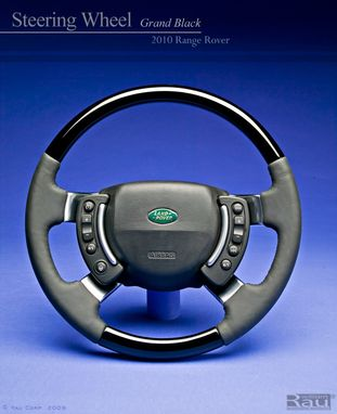 Custom Made Custom Wood Steering Wheels For Range Rover Vehicles