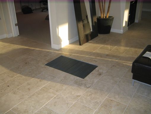 Custom Made Air Return Floor Grate