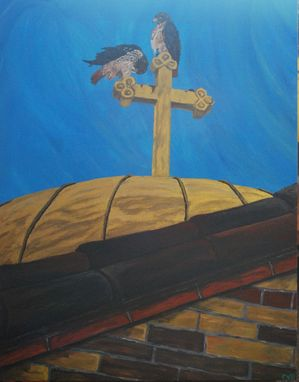 "Custom Made Painting: ""All Along The Watchtower"""
