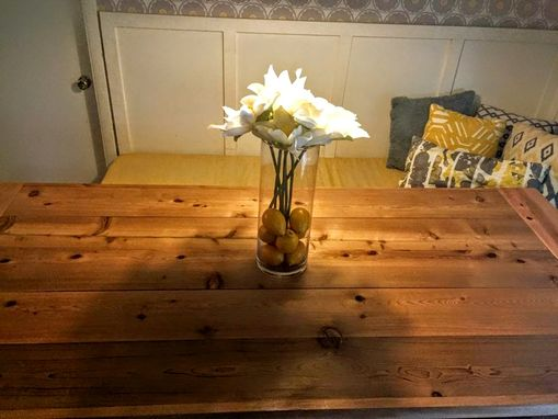 Custom Made Rectangle Table
