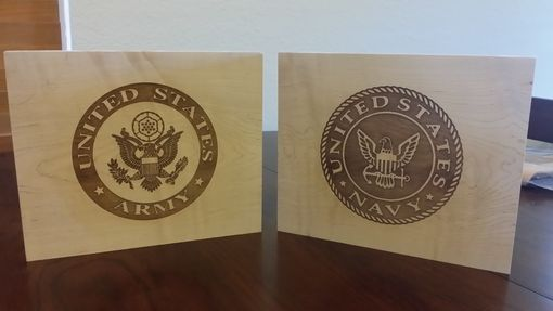 Custom Made Military Signs: By Focal Point Signs Albuquerque