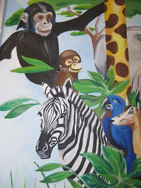 Custom Made Custom Mural Painting