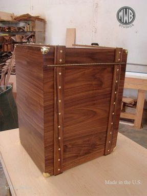 Custom Made Hope Chest Or Time Capsule