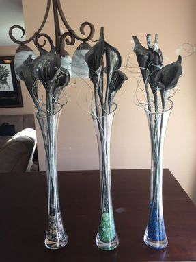 Custom Made Calla Lillies