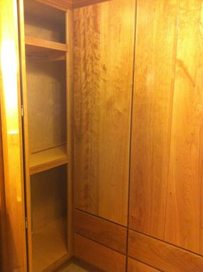Custom Made Custom Bathroom Closet