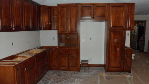 Custom Made Metairie Kitchen