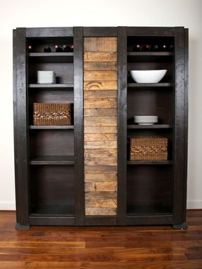 Custom Made Reclaimed Cabinet