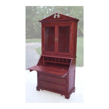 Custom Made Federal Secretary Desk