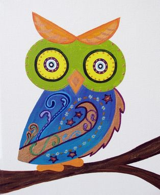 Custom Made Owls And More Owls