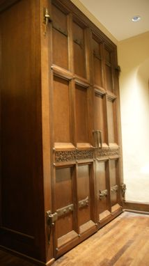 Custom Made Custom Acolyte Doors