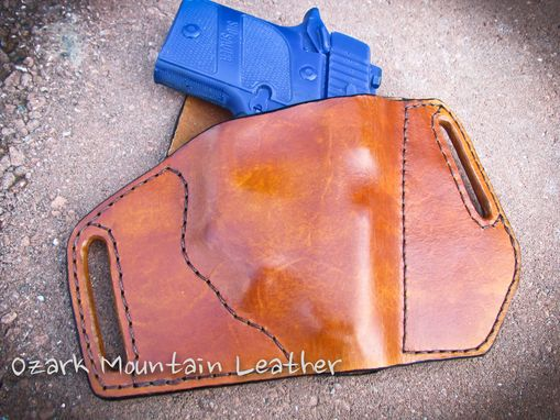 Custom Made Customized Leather Holster