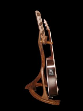 Custom Made Custom Guitar/Music Stand