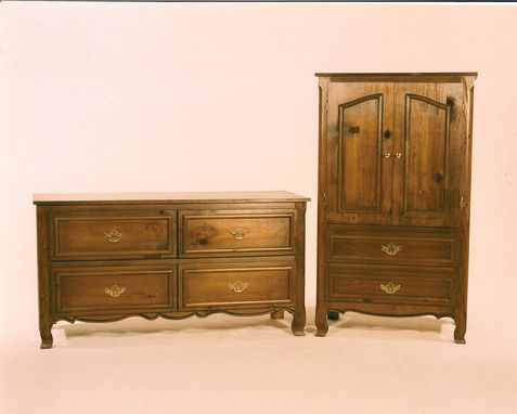 Custom Made #2800 French Provential Bedroom Set