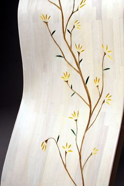 Custom Made Forsythia Chair