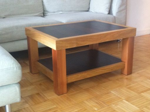 Custom Made Compact Coffee Table