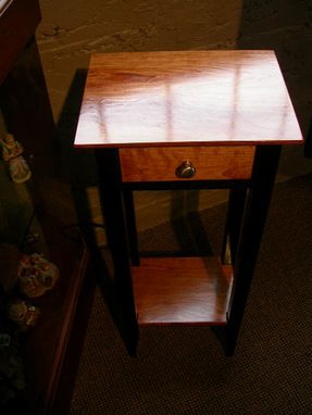 Custom Made Specialty Hall Table