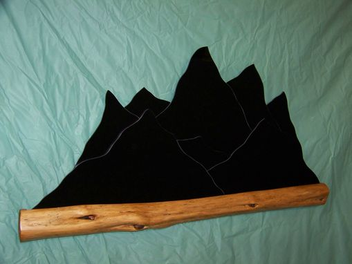 Custom Made Black Mountains